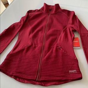 Running Room running jacket - S and M